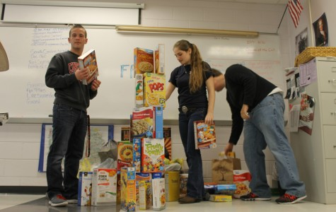 FFA gives to the community during FFA Week