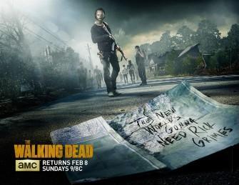 The Walking Dead comes back this Sunday