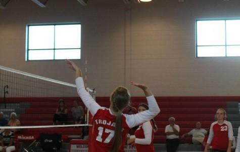 Back Setting to Volleyball season