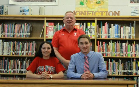 Seniors sign intent to play collegiate sports