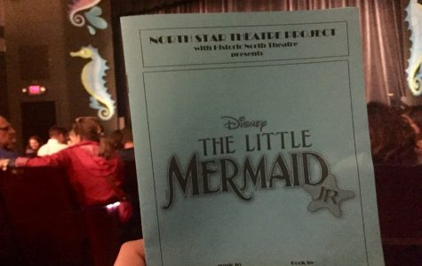 Surfacing talent in 'The Little Mermaid Jr.'