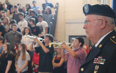 Royall retires after 20 years of JROTC service