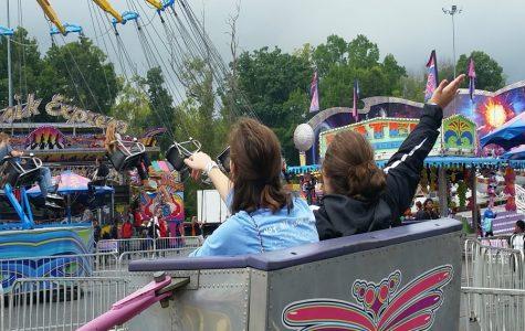 DECA and FFA members enjoy Virginia state fair
