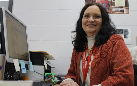 """Mrs. Gunter: Our very own """"Jack-of-all-trades"""""""