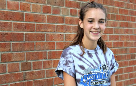 Wallace will represent Tunstall in the VHSL XC state championship in The Plains, VA