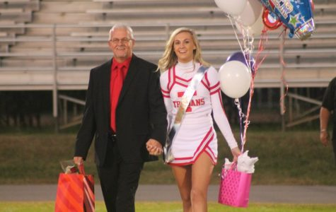 Senior Night: Hosting the last home game with Trojan pride
