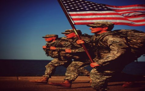 Seeing Veterans' Day through a teenager's eyes
