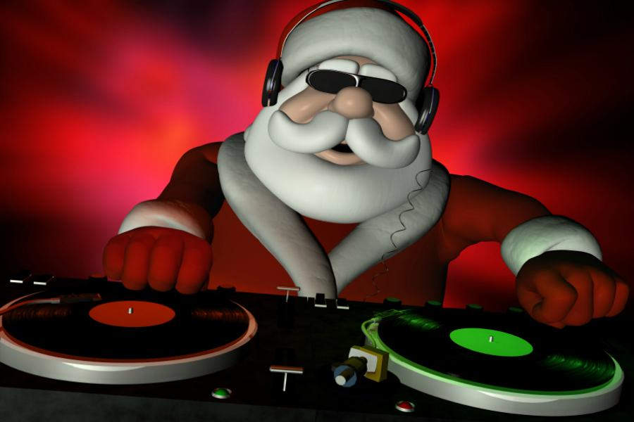 The top six tunes you need to listen to this holiday season