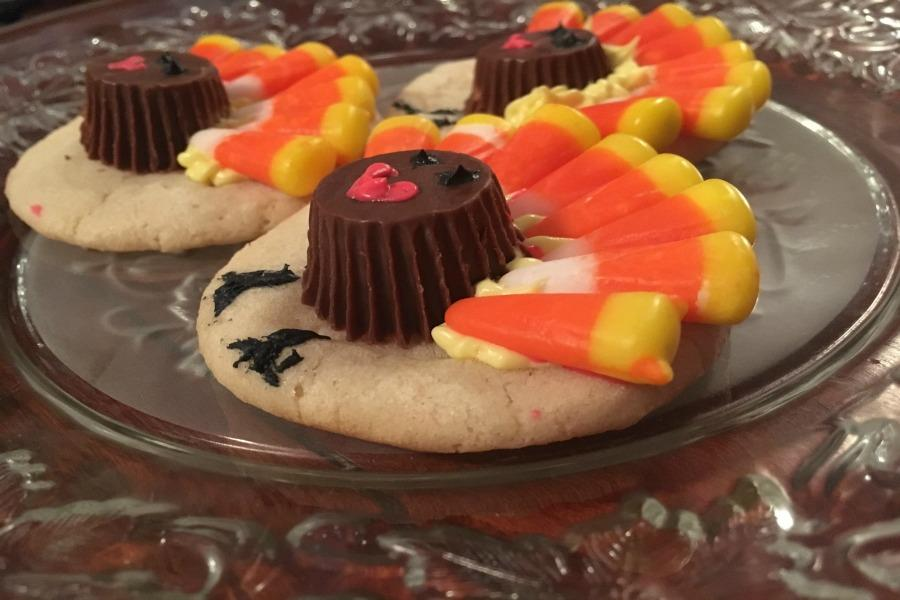 See recipe number one to find how to make this treat.