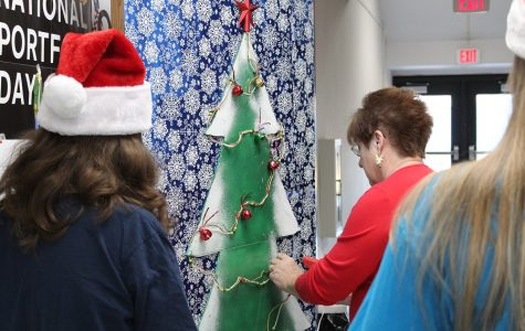 Make it jolly: Participating in Christmas spirit days