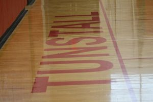 Trojans lose in blowout to Eagles