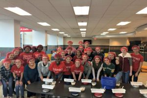 Making an impact one meal at a time