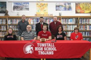 Sage McBride agrees to tackle UVa-Wise