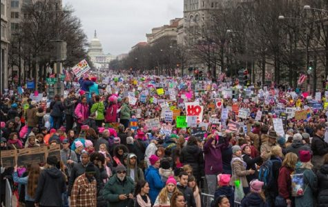 Why we continue to march for women's rights