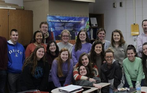 New chemists on the block: AP Chemistry course returns