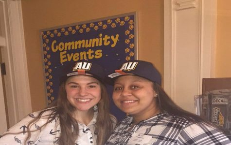 Students participate in Averett University's Scholarship Day