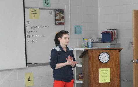 Holt sets students on path to success