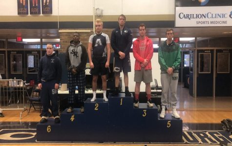 Junior Clay hardy places 3rd at regionals