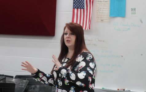 Perryman shares her musicial talents through teaching