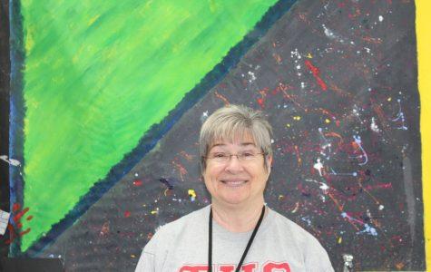 Teaching is an art: Mrs. Evans