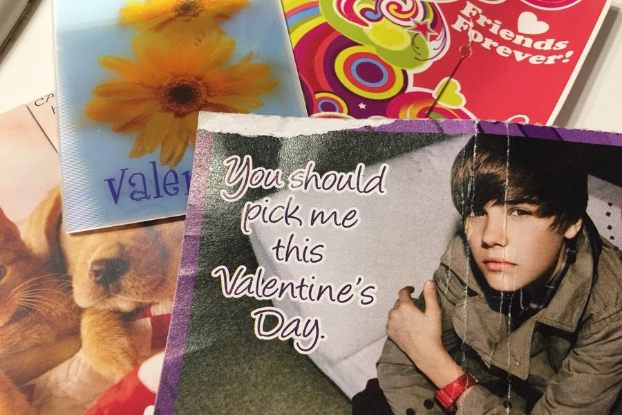 Elementary school, bitterness, and true love: examining Valentines Day