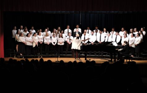 All-County Chorus concert deemed a success