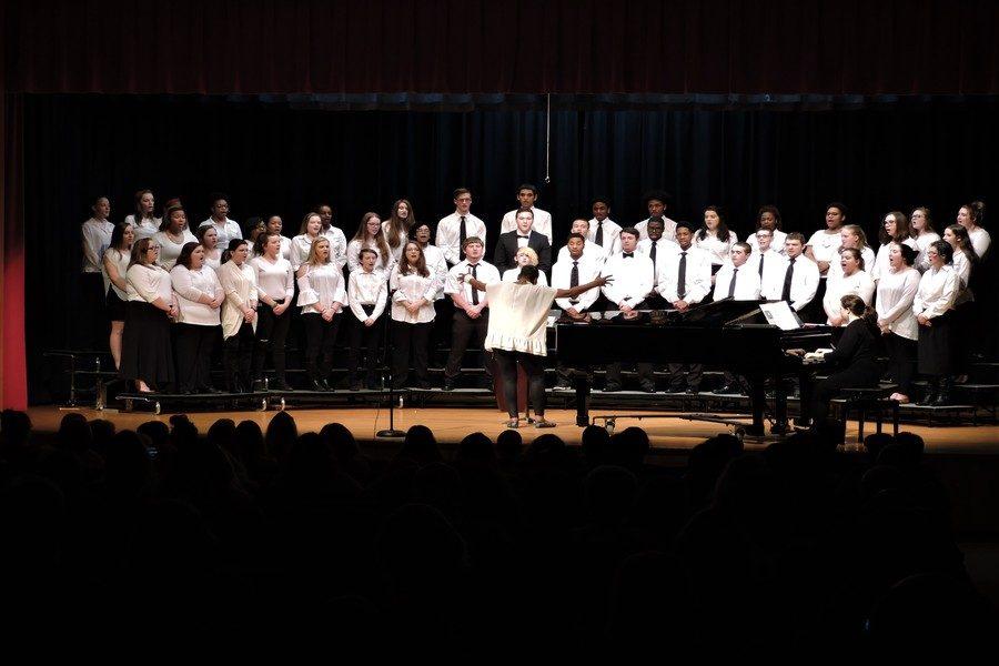 All-County Chorus concert deemed a success