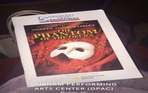 "Experiencing ""The Phantom of the Opera"""