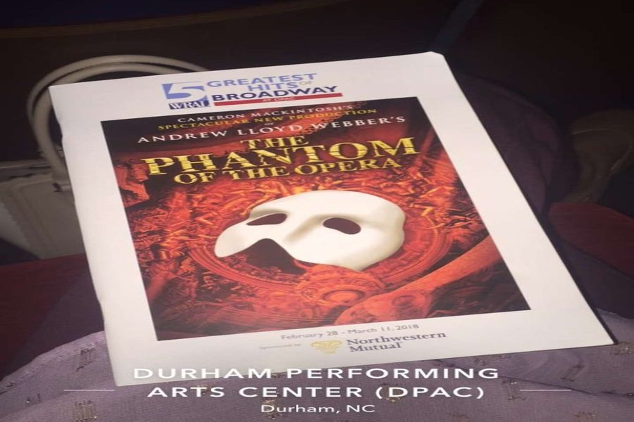 Experiencing The Phantom of the Opera