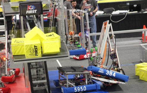 Robotics Team 5950 qualifies for districts: recapping the competitions