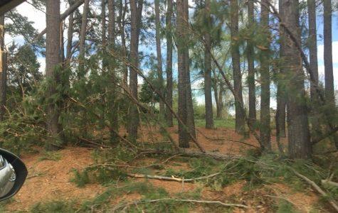 Surrounding communities recovering from Sunday night's devastating storm