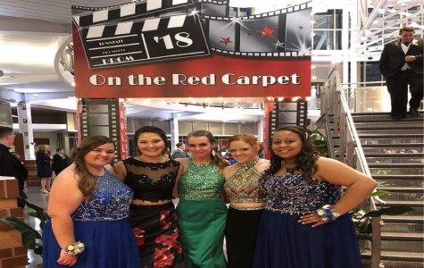 Recapping a night on the red carpet: prom '18