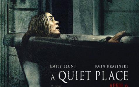 """A Quiet Place"" receives roaring reviews"