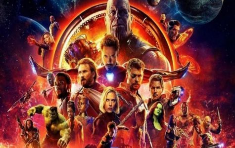 "Reviewing Marvel's biggest movie, ""Avengers: Infinity War"""
