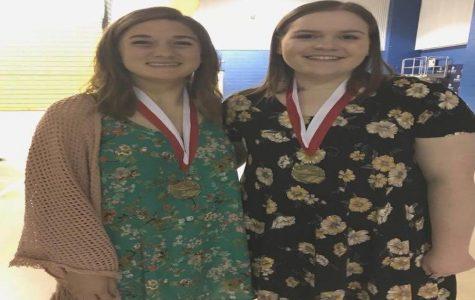 Seniors recognized at Graduate of Merit ceremony