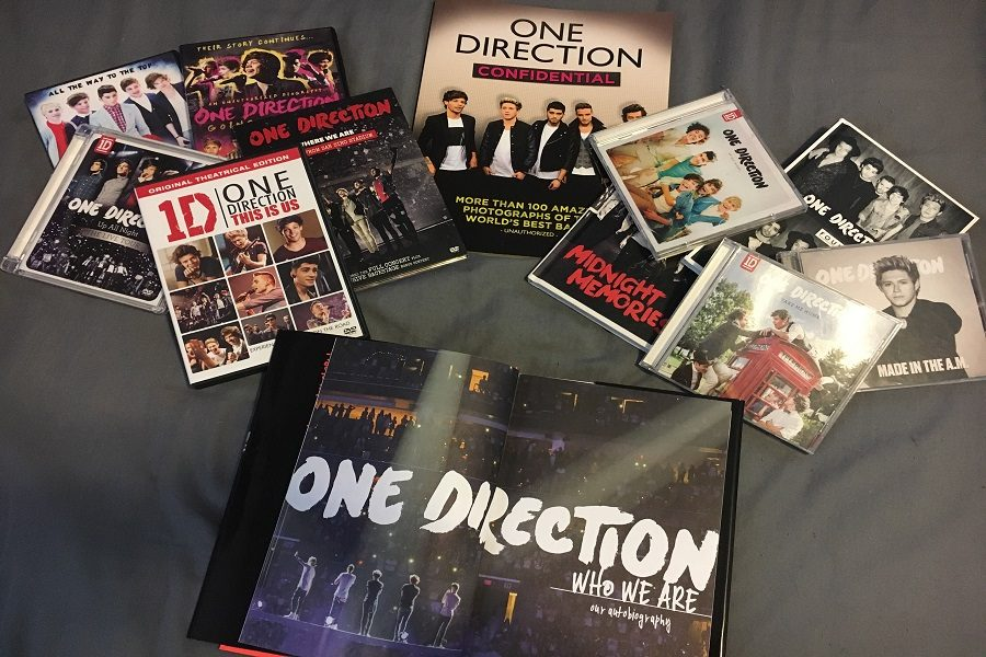 Obsessing over One Direction: the story of my life