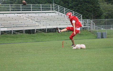 Trojan football kicks off a new season