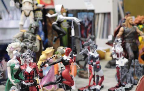 Tunstall staff takes on Comic Con