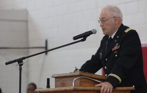 Lieutenant Colonel King shares his legacy