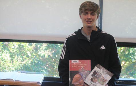 Meet Humans of Tunstall: Caleb Sutton