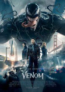 Venom film takes over the silver screen