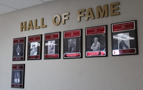 The stars on the wall: History behind the Tunstall Hall of Fame