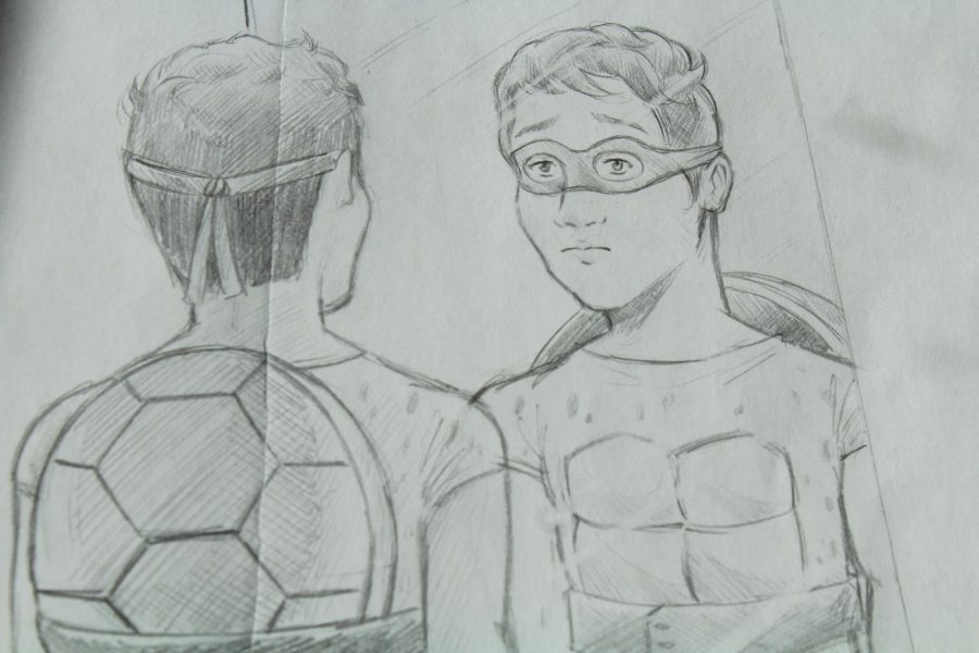 Illustrated by Brandon Harris