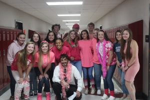 Day 1: Pink Out Day