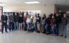 Students give back to community in canned food drive
