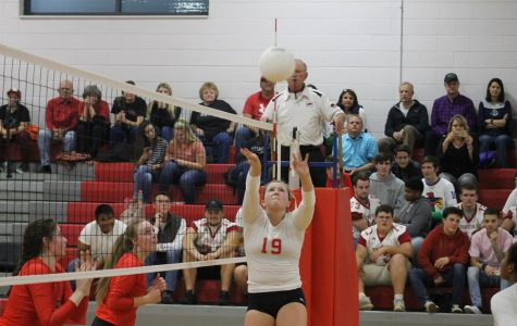 Lady Trojans dominate Cave Spring