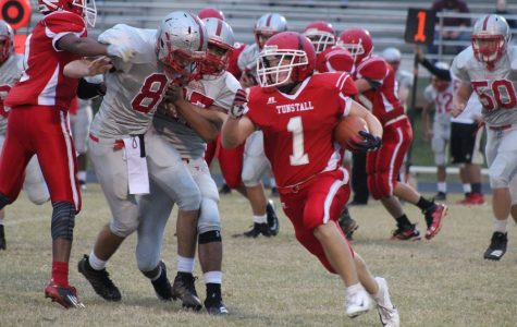Trojans drop season finale against Franklin County