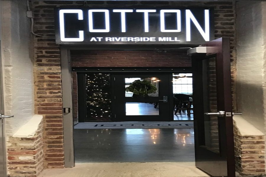 Cotton serves heavenly Sunday brunch