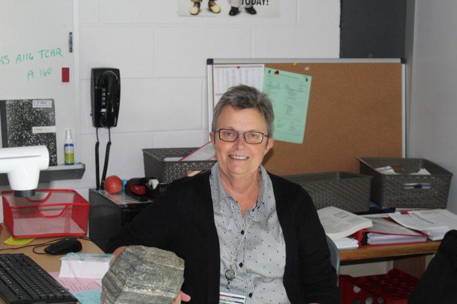 Mrs. Silvia Ray