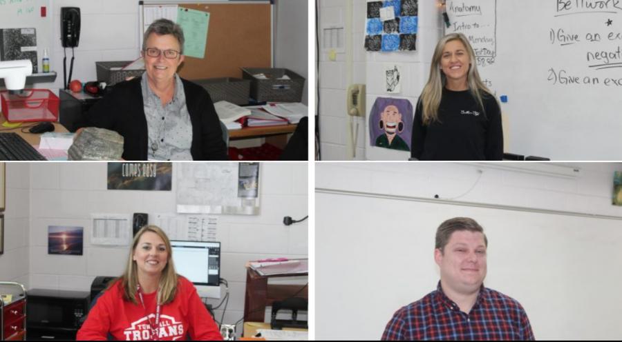 Welcoming Tunstall's New Teachers